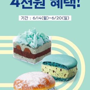 ミントチョコ好きさんには たまらないっ韓国パリバケ