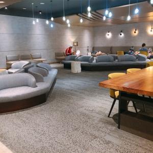 桃園空港の誰でも使える第一ターミナル無料ラウンジ