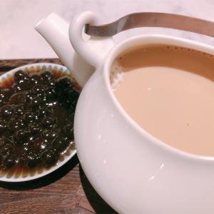 永心鳳茶で美味しいお茶とタピオカ @市政府駅