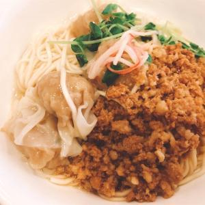 久々に美味しい麺食べた!「奇福扁食」@東門