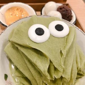 「路地 冰の怪物」でかき氷モンスターを食らう!@忠孝復興駅