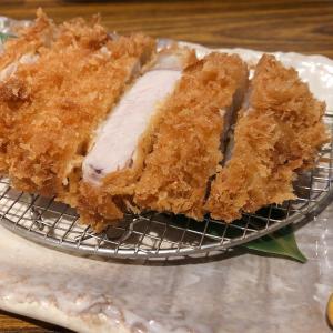 「赤神」でに副菜もおいしい日式とんかつ!@公館駅