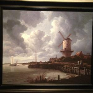 ウェイク・ベイ・デュールステーデの風車