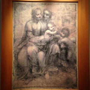 聖アンナと聖母子と幼児聖ヨハネ