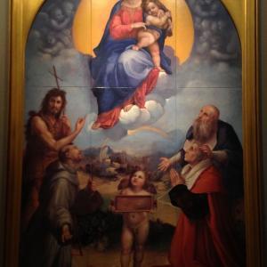 フォリーニョの聖母