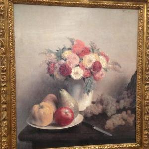 花と果物 アンリ・ファンタン=ラトゥール
