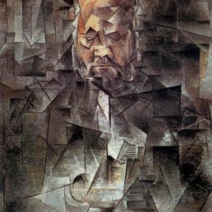 アンブロワーズ・ヴォラールの肖像 パブロ・ピカソ