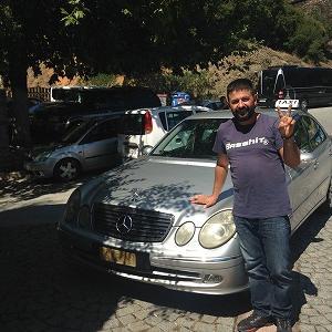 世界遺産、メテオラ修道院群をレンタルタクシーで観光
