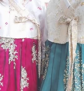 【ソウルで韓服体験】クルミ韓服景福宮店の行き方とレビュー