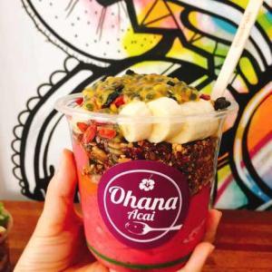 パースでピタヤボールを食べたいならここ『Ohana Acai Bar 』レビュー