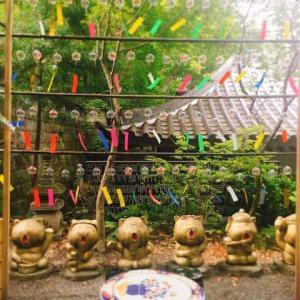 福岡のおすすめ観光名所『如意輪寺』通称『カエル寺』