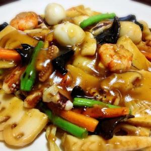【板橋・大山】種類豊富で大盛りの町の中華料理屋【喜龍園】