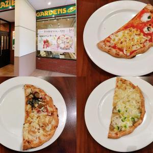 グラッチェガーデンズのピザ食べ放題!値段やメニュー、種類について解説