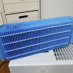 加湿器のフィルターのクエン酸洗浄のコツ!フィルターを洗うときは掛け流しですすぐ!?