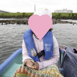 子どもと行く江戸川放水路ボートハゼ2020年9月!延べ竿ミャク釣りで子どもも簡単に釣れる!