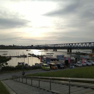 江戸川放水路ボートハゼ2021年シーズンイン!6月のボートハゼは結構テクニカルー!