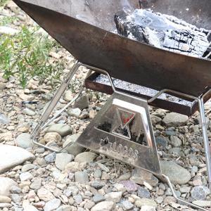 ロゴス 焚き火台 ピラミッドグリル 他メーカーとの違い、最新モデルについて
