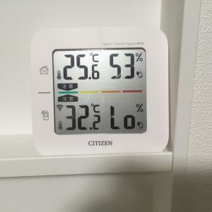 エアコン1台で24時間全館冷房⑤ ~わが家の運用法が分かった~