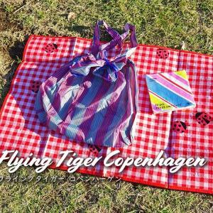 フライングタイガー◆秋のピクニックグッズ3選! / Flying Tiger Copenhagen @表参道