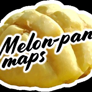 メロンパンを探す旅 / Melon-pan Maps