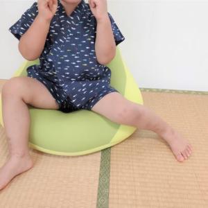 子供用のビーズクッションソファはMOGUのシットジョイがおすすめ