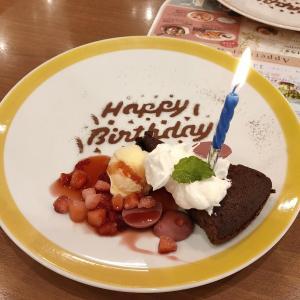 【誕生日特典】「ココス」で無料!バースデーデザート+プレゼントが貰える♪