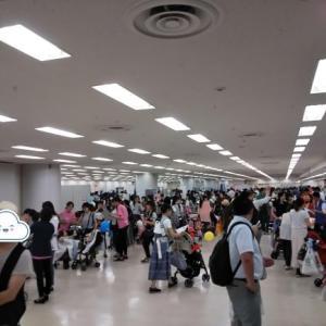 リトルママフェスタ東京2019Jun@池袋サンシャインシティ初日の様子とお土産