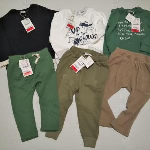 【セール中】ZARA(ザラ)のベビー服は新宿店が豊富。戦利品多数!