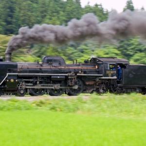 真夏の磐西C57訓練運転(1)