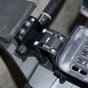 Canyon Speedmax CF SLX エキステンションバー