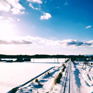 雪の上でもけっこう走れる、雪上ランの楽しみ方