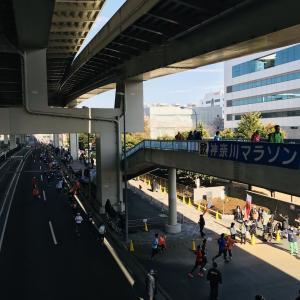 サブ100を目指してみた、神奈川マラソン2019 ハーフ参戦