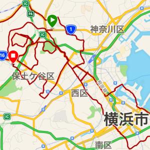 神奈川顔マラソン 完走