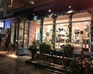 育乳ブラのブラデリスの新店舗BRADELIS Meブラデリスミー~バストアップノンワイヤー補整ブラ専門店~に行ってきました。
