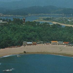 昔の桂浜にあった常設の展望台とその後に出来た大展望台についてここまで調べてみた