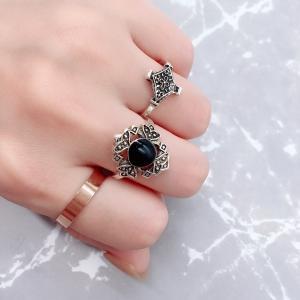 オシャレな指輪、ユニセックス、インスタ @bfp_mfg