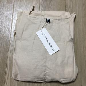 Neutral Store 購入品が届いたよ♡