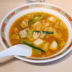 奈良天理ラーメンと柿の葉寿司꒰*´∀`*꒱♡