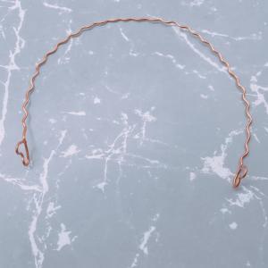 ハートの純銅製カチューシャ(*´ー`*)♡