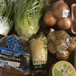 業務スーパーで買い物、8月2週目3週目の食費〆