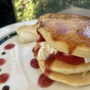 gram伊勢崎店|限定パンケーキが美味しい!気軽に入りやすいカフェ:群馬県伊勢崎市