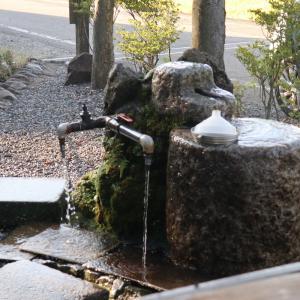 名水の里天神・お諏訪の水|おすすめの湧き水スポット:群馬県川場村