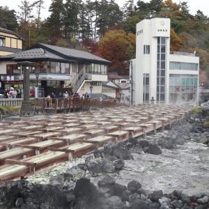 冬の草津温泉は雪道に注意!車ならスタッドレスタイヤの準備が必要