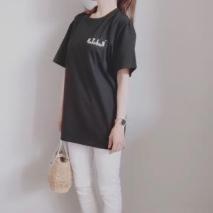 ♔ NAUTILUS WORLD シンプルロゴTシャツ ♔