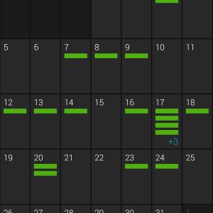 【19年8月】継続的に走れた月/登りでストライドを小さくしてみる