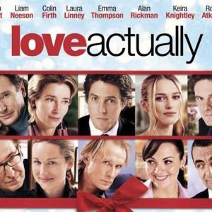 [映画]クリスマス映画と言えば心温まる『ラブアクチュアリー(Love Actually)』がおすすめ