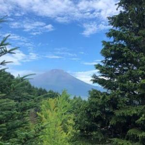優雅な空間、富士山を臨むお風呂が素敵【サンクチュアリ・ヴィラ山中湖】