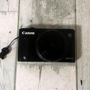 SX610HSをブログ用カメラに使うことにしました。