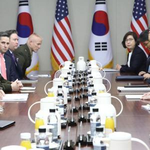 【米韓】在韓米軍駐留費増額巡る協議 1時間で終了決裂~ネットの反応「1時間で終了ってw 完全決裂やんけ」「アメリカも粘らなかった時点で、拒否されたらそれでいいやって感じなのが見えるな」