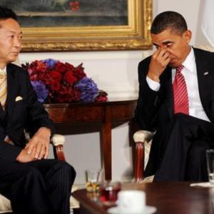 鳩山由紀夫元首相「ハンバーガー付きの20分の会談では哀れ」「不慣れなオロオロ感と気恥ずかしさがモロでした」「それでも最初の首脳会談は日本と自慢するのかな」~ネットの反応「ワシントンポストに『頭がイカれた(ルーピー)鳩山由紀夫』と書かれたお前が言うかw」